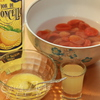 Абрикосовая фокачча с лимончелло