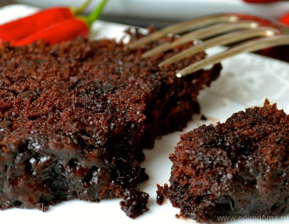 Мексиканский Шоколадный Кекс (для Аллы ~Un Dina~)