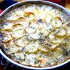 Семислойная картофельная фриттата
