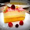 "Торт ""Молочный рай на тарелке"""