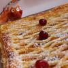 Слоеный пирог с тыквой