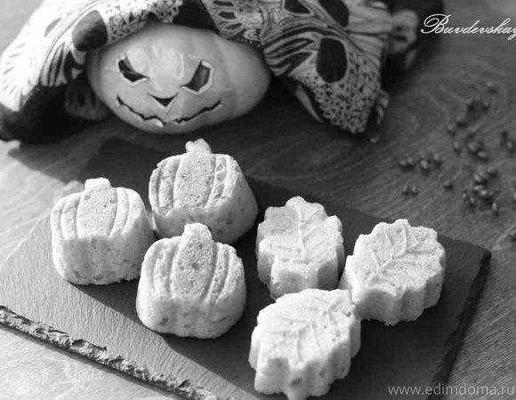 Тыквенно-морковные маффины на Хеллоуин