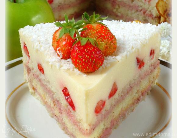 """Торт """"Осенний поцелуй"""""""