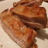 Свиные ребрышки с имбирем в пиве