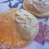 Мини-пироги с квашеной капустой и грибами