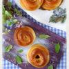 Булочки с апельсиновым джемом