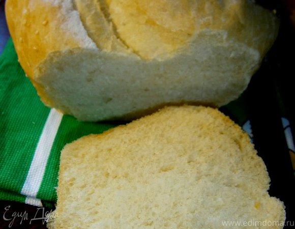Хлеб с семолиной на картофельном отваре