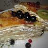 Медовый креп-торт