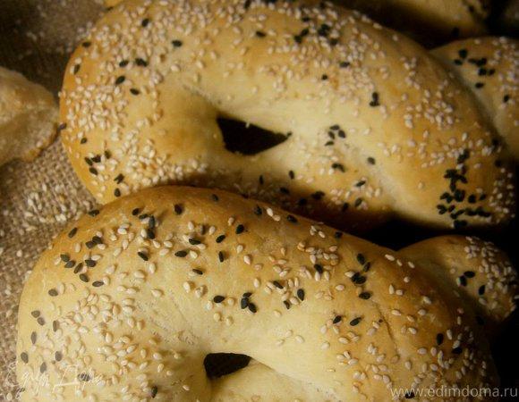 Египетский хлеб-бублик