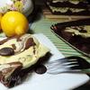"""Шоколадный пирог с творогом """"Мраморный"""""""