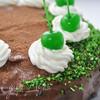 Шоколадный торт с коньяком и специями