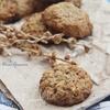 Овсяное печенье с миндалем (постное)