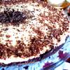 Чизкейк с шоколадом и домашним маскарпоне