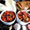 Вегетарианский чили Chili Con Carnе (латышская версия)