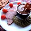 Сливочный соус с черносливом