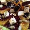 Свекольный салат с апельсином и фетой