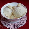 Кокосово-миндальное мороженое а-ля Рафаэлло