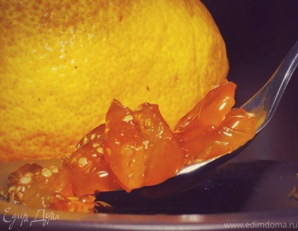 Томатно-лимонное варенье