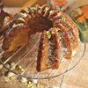 Тыквенно-апельсиновый кекс