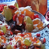 Фруктовый салат с арахисовым вкусом