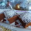 Новогодний имбирный пирог