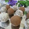 Постные конфеты из пшена