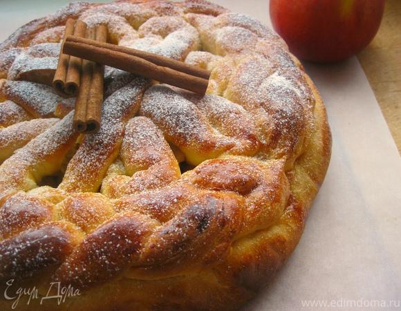 "Яблочный пирог ""Фантазия """