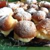 Традиционные финские пончики с кремом Патисьер + рецепт медовухи (sima)