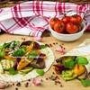 Тортилья с овощами-гриль