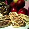 Песочное печенье с финиками