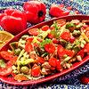 Салат с итальянскими мотивами