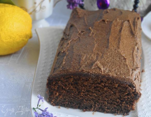 """Шоколадный кекс """"Нежнее нежного"""""""
