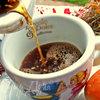 Кофе с кунжутом