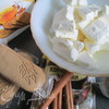 Молочный коктейль из пломбира с имбирем