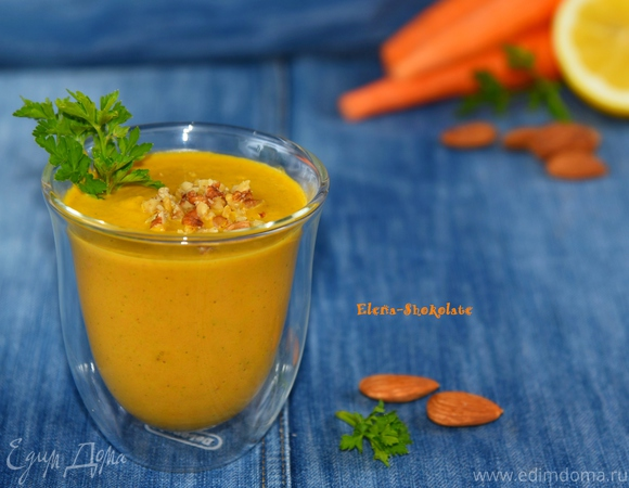 Смузи «Морковь и Ко»