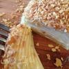 Блинный торт «Наполеон» (диетический)