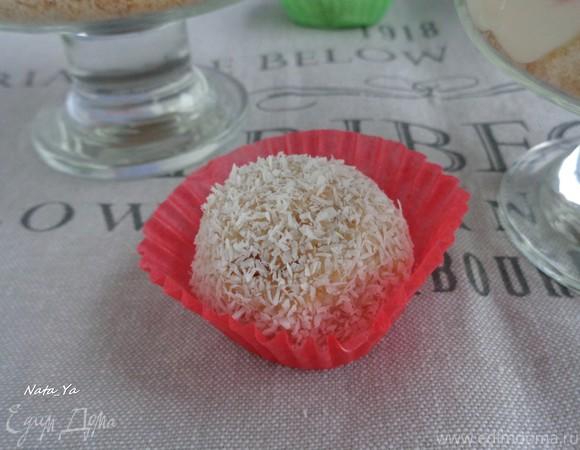 Королевский десерт с маскарпоне на скорую руку (плюс конфетки бонусом)