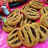 Сливочное печенье с начинкой