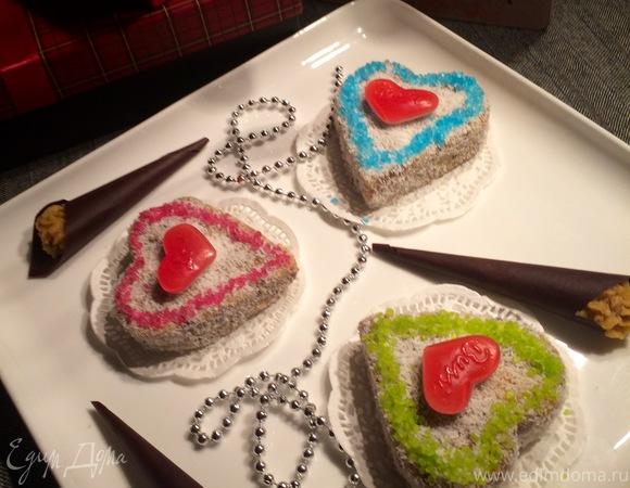 """Конфеты-пирожные """"С Любовью"""""""