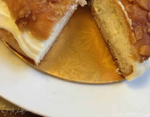 рецепт торт тропезьен