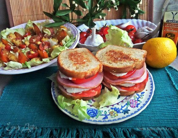 Сэндвич по-итальянски