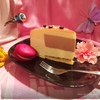 Торт-мусс тирамису с зеркальной глазурью
