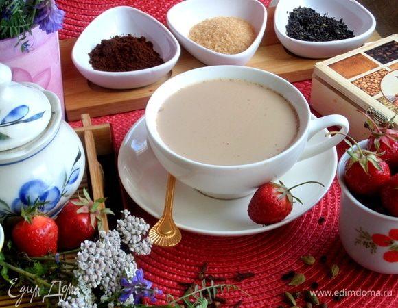 Смесь для кофе и чая «Масала» (masala chai)