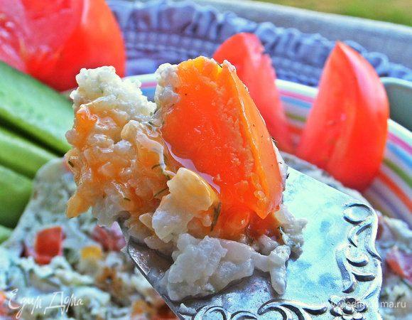Омлет рыбный «Дачный»