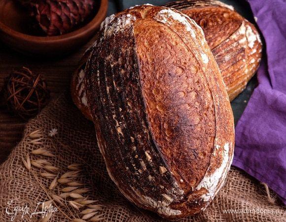 Тартин (Tartine's country bread)
