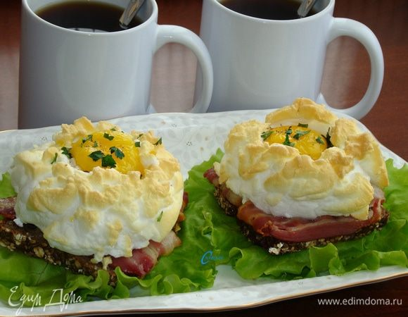 Традиционный английский завтрак по-новому