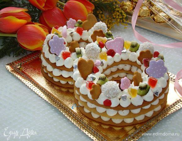 Торт «Цифра»