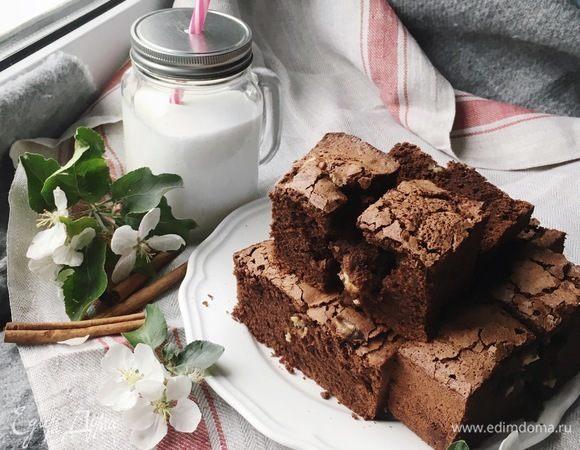 Идеальный шоколадный брауни