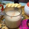 Кофе со сливками и бальзамом