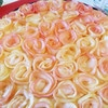Яблочный пирог «Розовые розы»